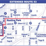 Route 53 Extension Map