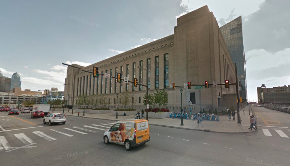 Brandywine Realty Trust expects to close on the sale of Cira Square this month | Google Street View
