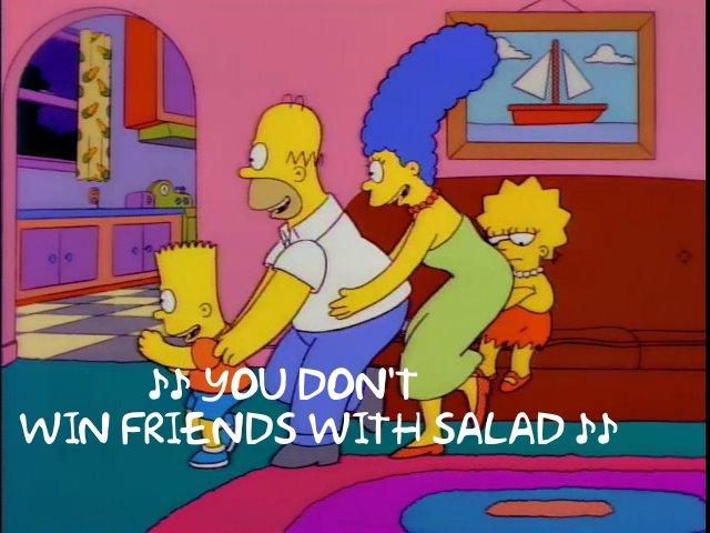 SimpsonsSalad