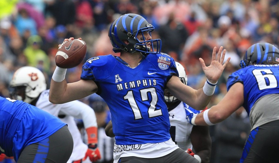 Paxton Lynch. (USA Today Sports Images)
