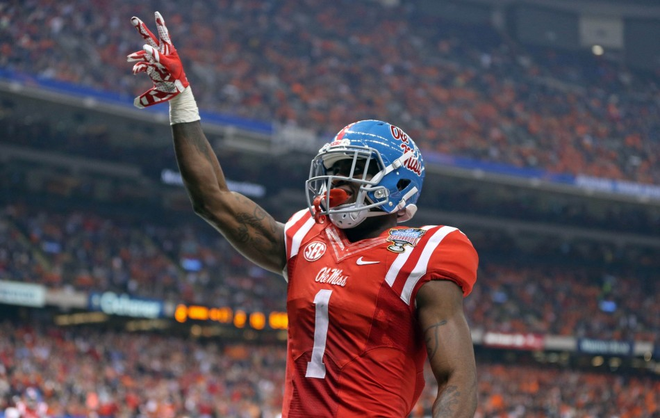 Laquon Treadwell. (USA Today Sports Images)