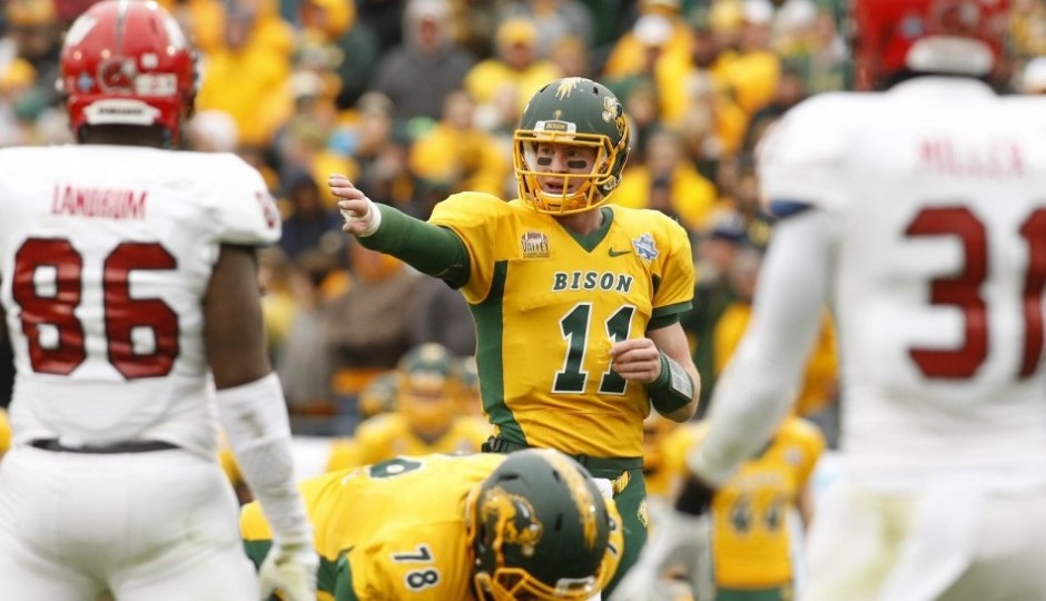 Carson Wentz. (USA Today Sports Images)