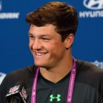 Christian Hackenberg. (USA Today Sports)
