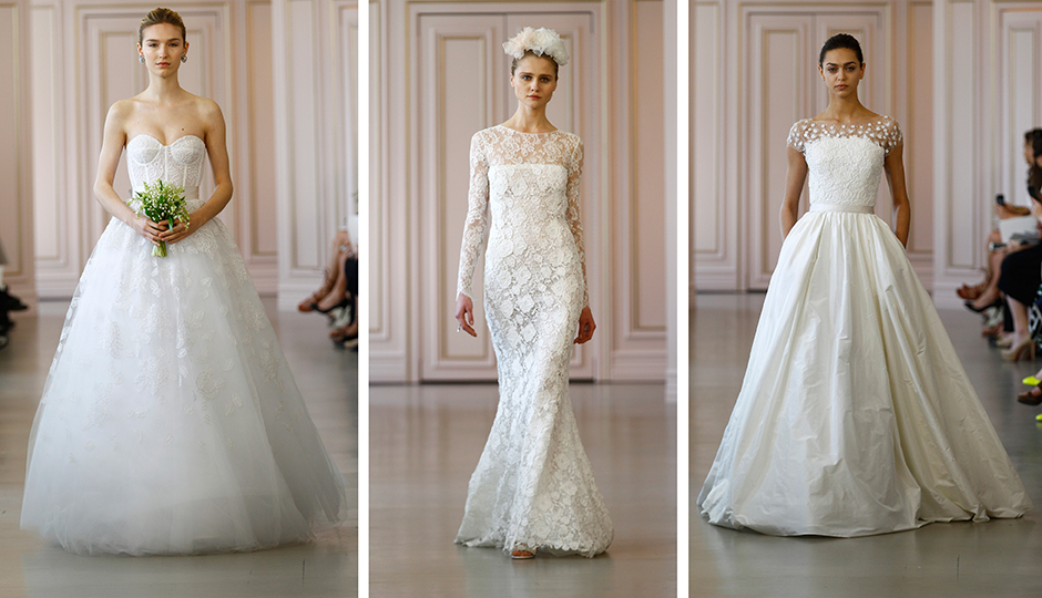 You can now buy your oscar de la renta wedding dress in for Where to buy oscar de la renta wedding dress