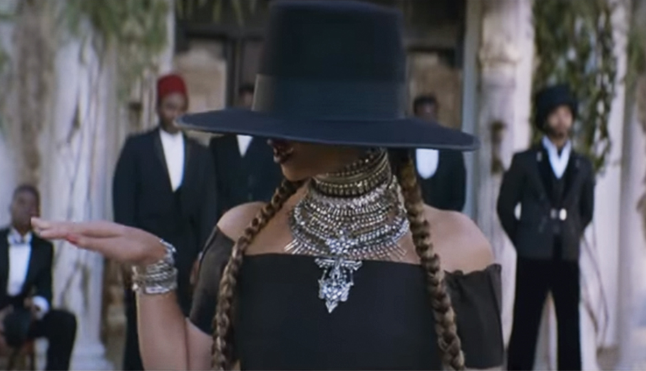 Beyonce Wears Locally Designed Dylanlex Jewelry In Formation Video