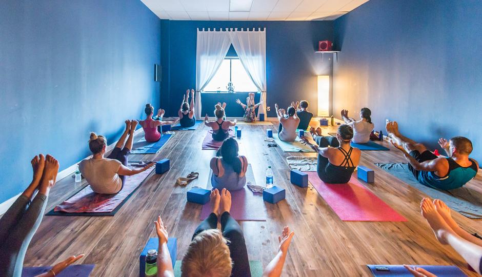 Bombay Yoga Company   Photo via Facebook