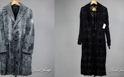Buzz Bissinger's coats for sale