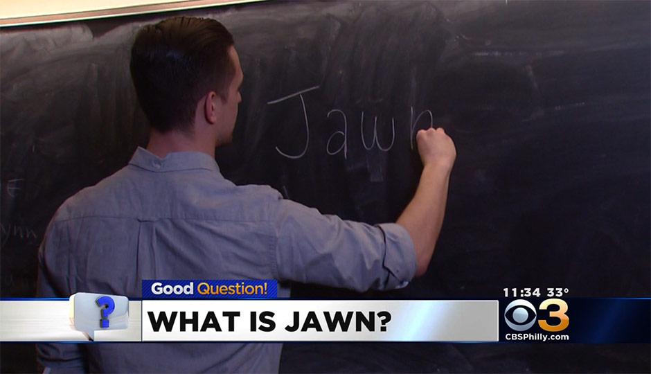 CBS 3 - jawn report