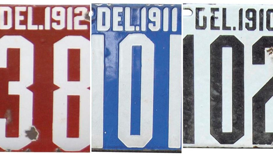 in delaware, people pay big bucks for low-digit license plates