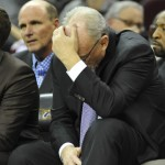 George Karl and the Sacramento Kings have lost eight of their past nine games, leading to uncertainty about Karl's future with the team | David Richard-USA TODAY Sports
