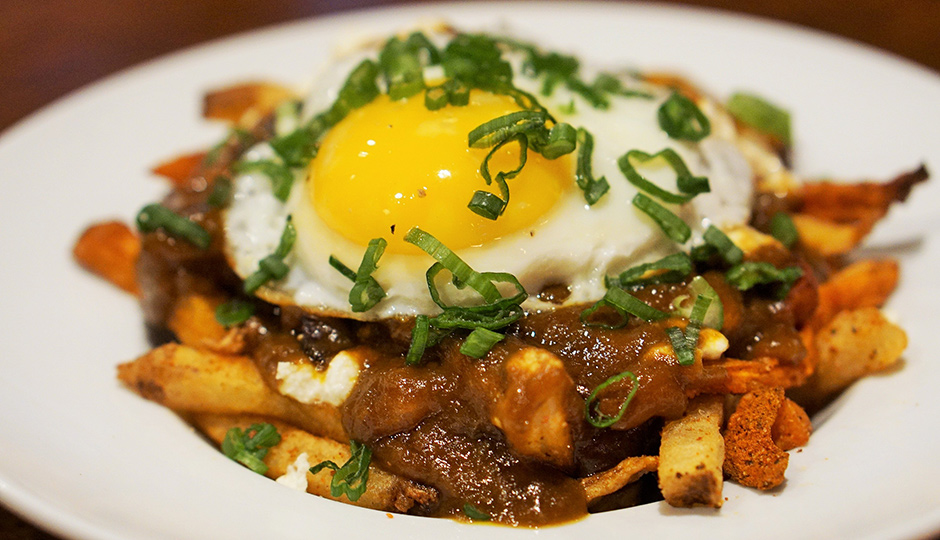 Southern Poutine, exclusively during the Little Lion's happy hour.