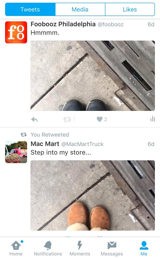 Yes, we'd say we found Mac Mart's storefront.