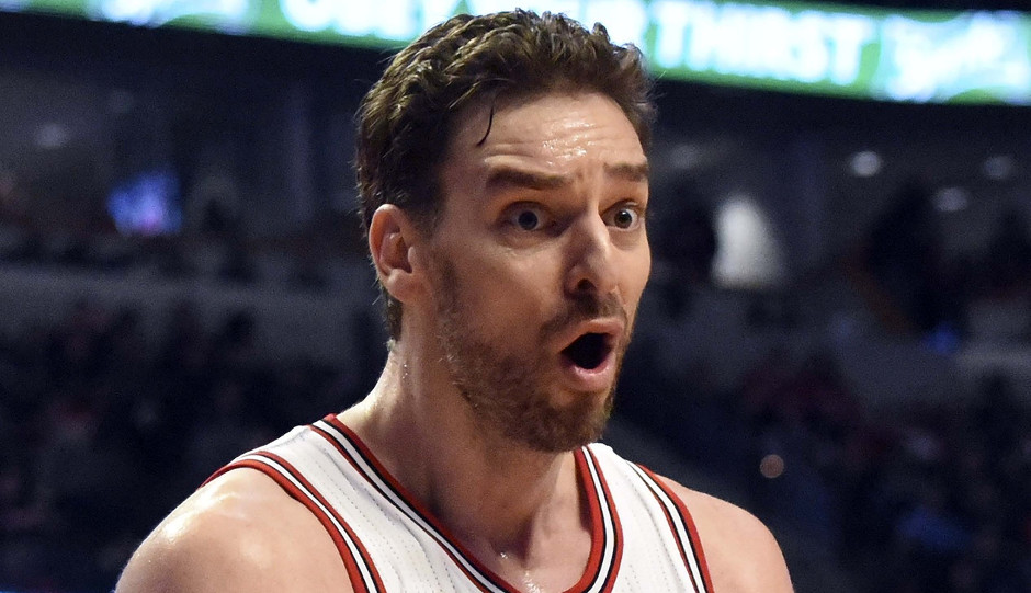 The Sixers are involved in a three-team trade which could send Pau Gasol to the Sacramento Kings | David Banks-USA TODAY Sports