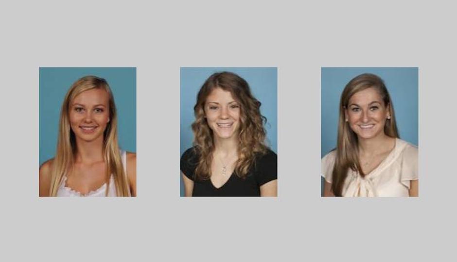Lauren Anderson, Gillian Berger, Taylor Hennig | Penn Athletics
