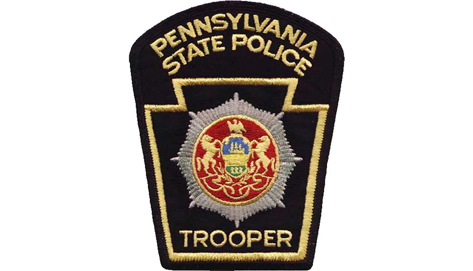 Pennsylvania State Police logo - patch