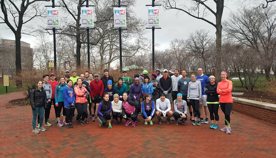 Philly Distance Runners | Photo via Facebook