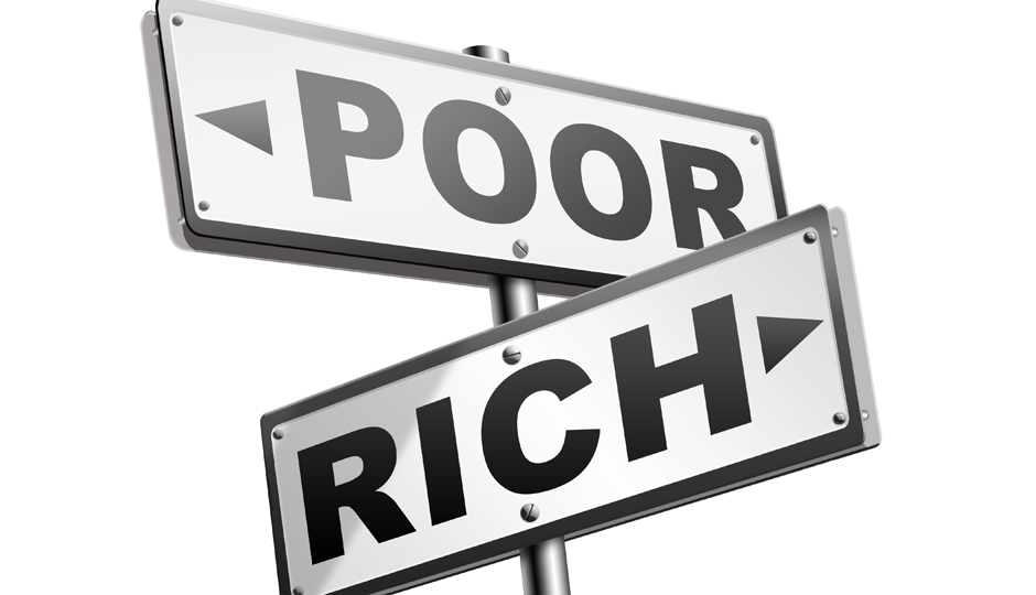 study philly area s divide between rich and poor widening