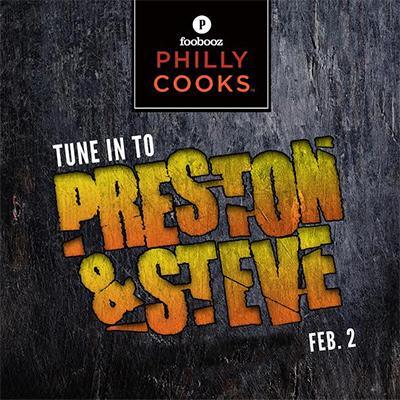 preston steve philly cooks 400