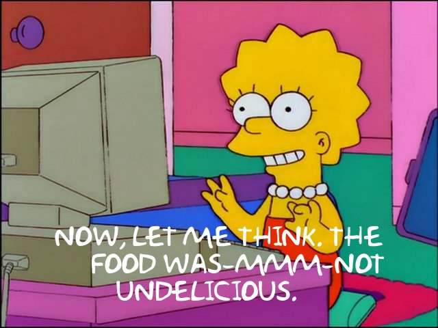 simpsons undelicious