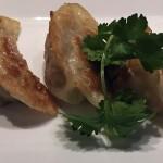 Pork Potstickers at SuGa