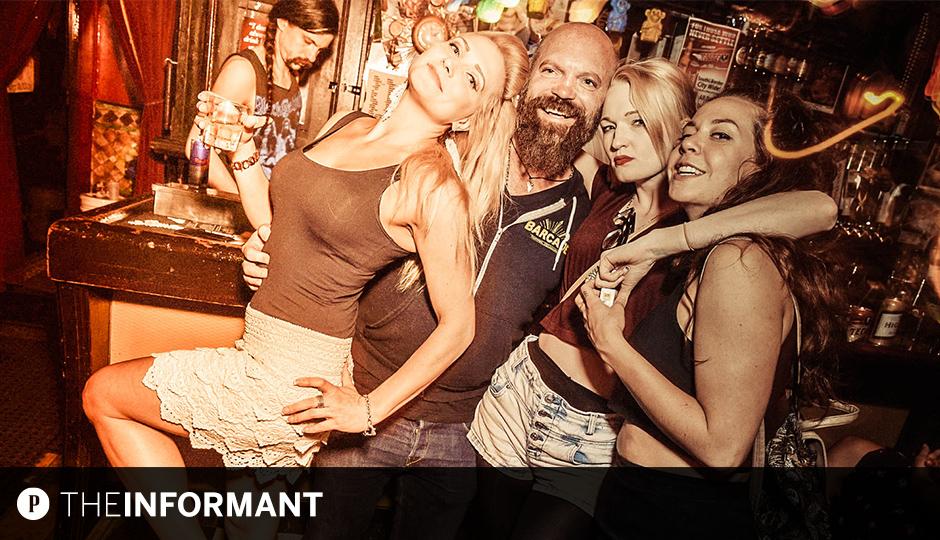 Tommy Up photo courtesy Mario Manzoni / Fame Lust