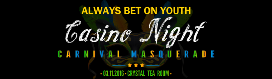 "Valley Youth House is having their 6th Annual ""Always Bet On Youth"" charity event this Friday night!"