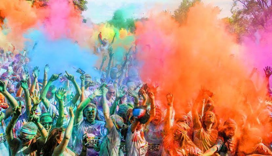 The Color Run | Photo via Facebook