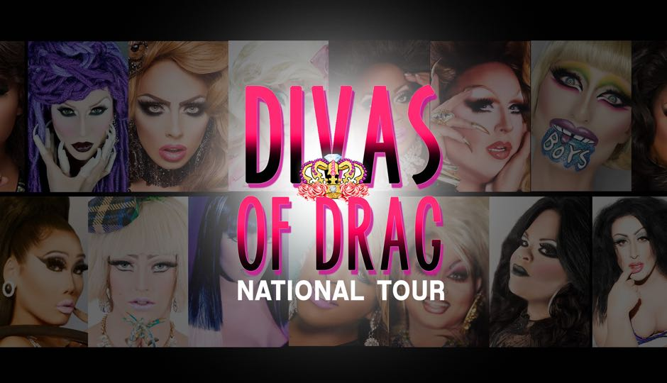 The Divas of Drag is this Saturday night at TLA.