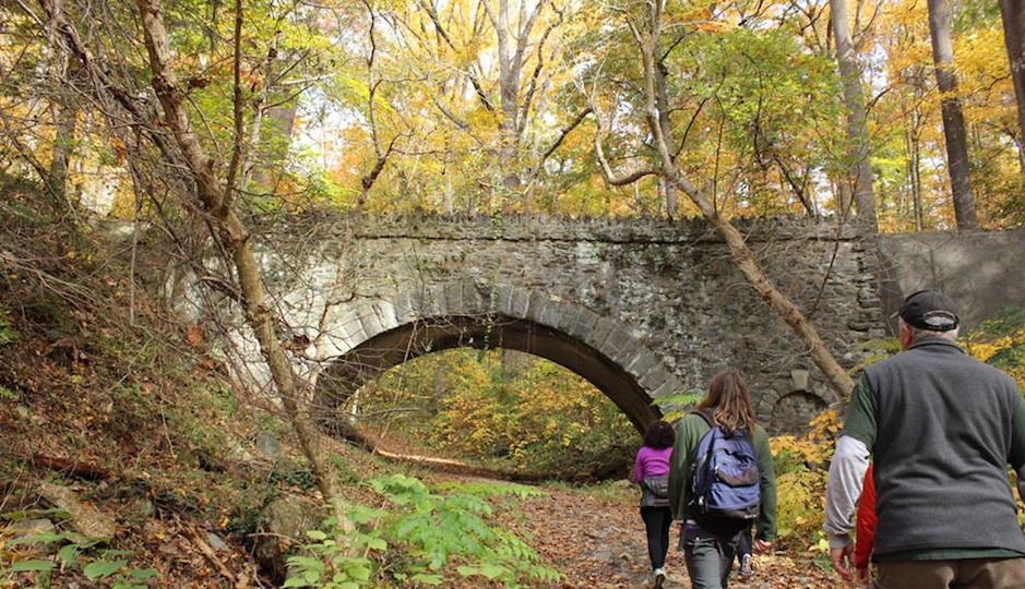 Fairmount Park Conservancy Hike | Photo via Facebook