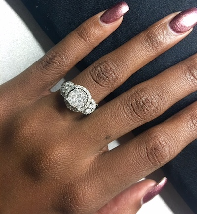 Brittany's ring!