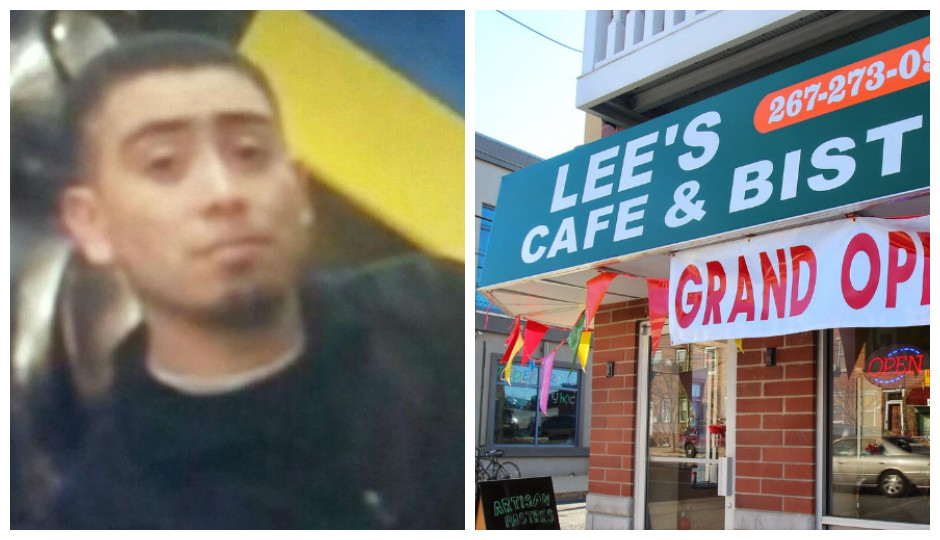 Person of Interest Lee Cafe
