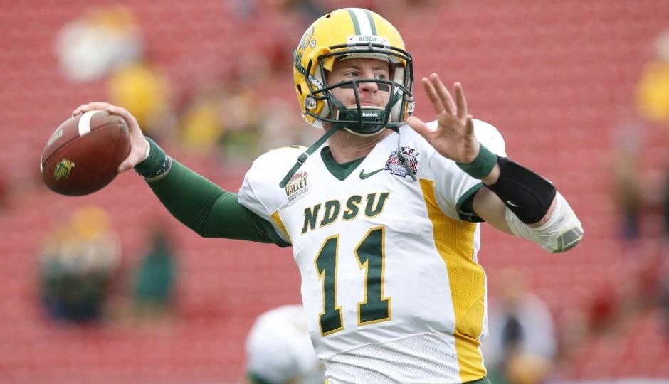 Carson Wentz. (USA Today Sports)