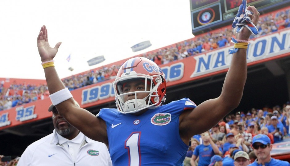 Vernon Hargreaves. (USA Today Sports)