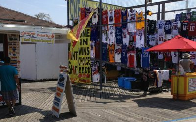 Bootleg jerseys - Wildwood - counterfeit jerseys - U.S. Department of Justice photo