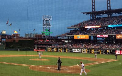 Citizens Bank Park, July 2015