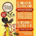 cinco de march city tap 400
