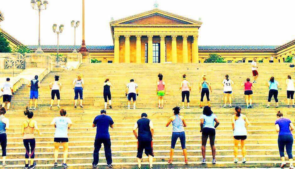 CoreFitness Boot Camp | Photo via Facebook