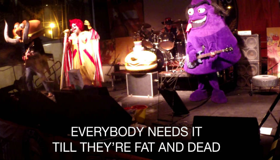 Mac Sabbath plays Underground Arts tonight.