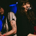 Those Darlins @ Boot & Saddle [photo by Chris Sikich]