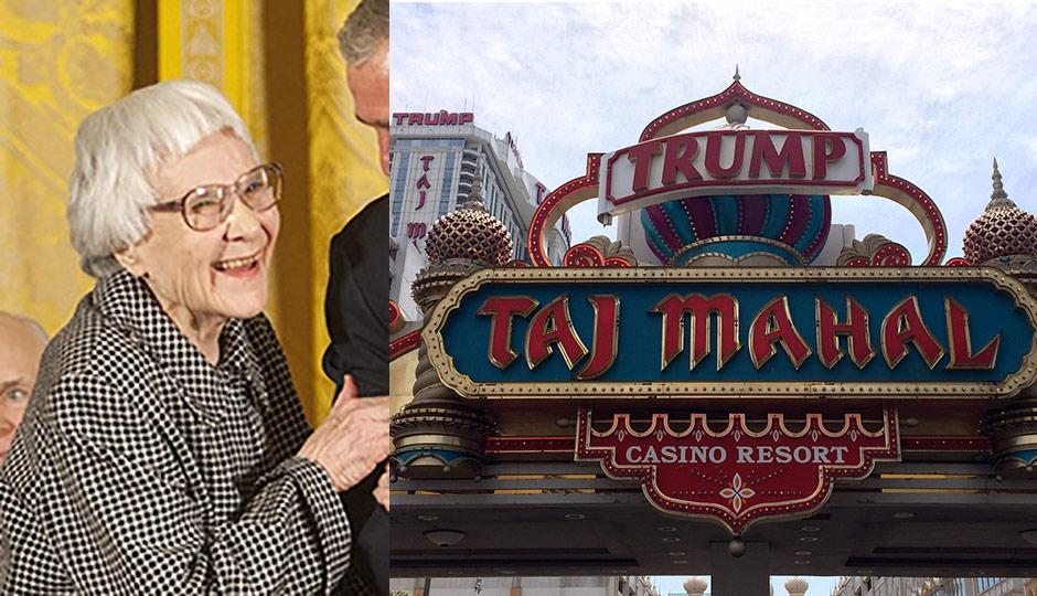 Harper Lee - Trump Taj Mahal