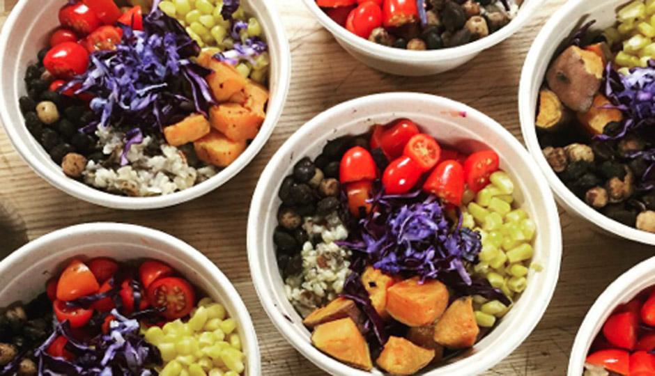 Burrito Bowls at Heart Beet Kitchen | Photo via Instagram