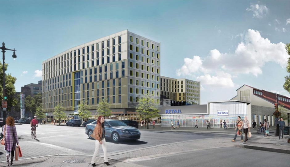 Lincoln Square renderings | BLT Architects