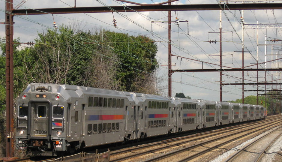 NJ Transit Northeast Corridor train