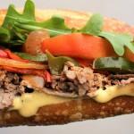 The Cusco Sandwich at Plenty Cafe