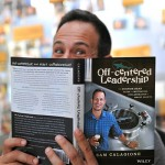 Sam Calagione and his new book.