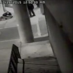 Still from surveillance video released by SEPTA police today of a struggle that ended in the death of Omar Lopez.