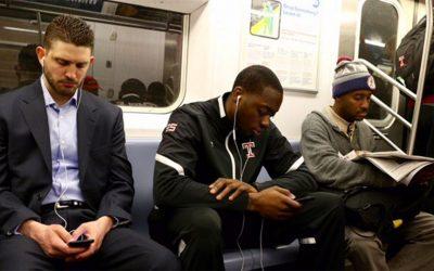 Temple - basketball team - subway