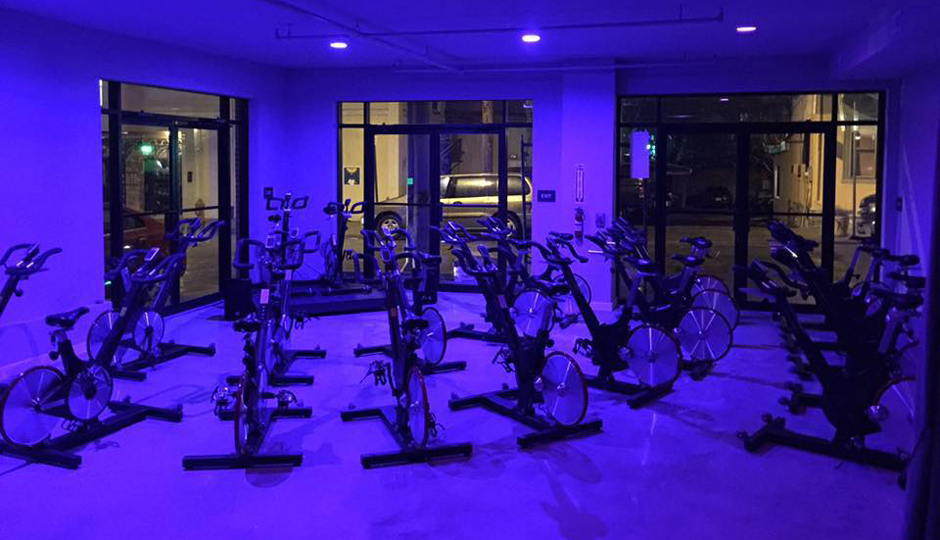 The Wall Cycling Studio Manayunk | Photo via Facebook