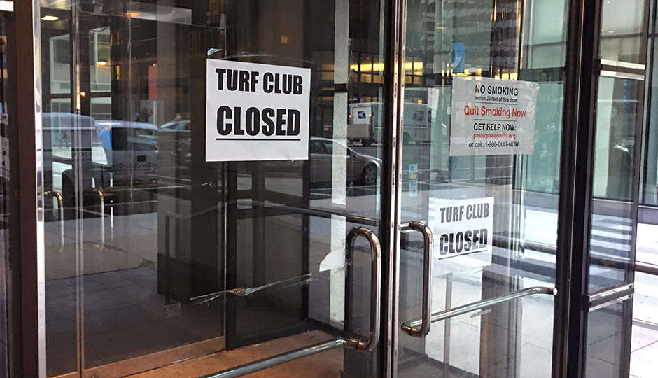 Center City Turf Club - Closed