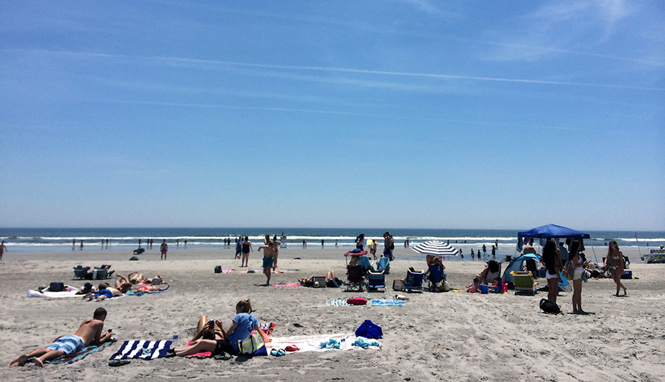 Wildwoods Beaches Named Top 10 For Families